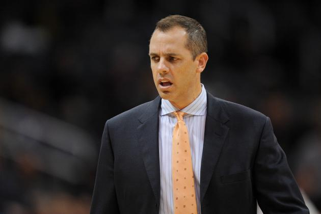 With Everyone Struggling, Vogel Says Right Mindset Can Right Ship