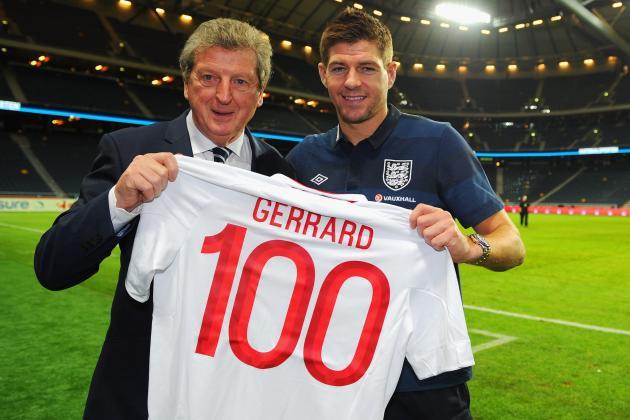 England vs. Sweden: Gerrard's Performance Lost in Zlatan's Supershow