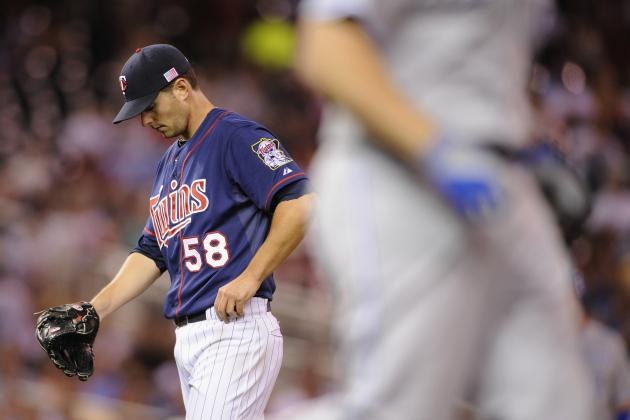 Diamond Emerges as Certainty for Twins' Rotation