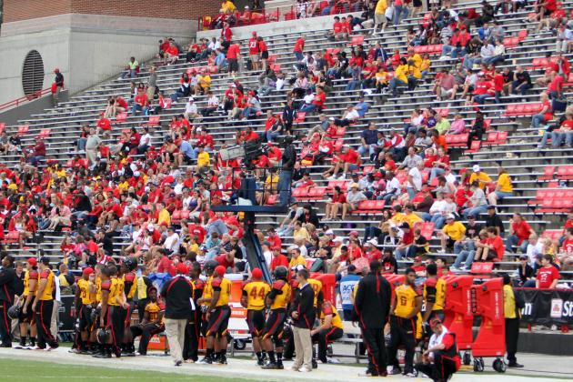 Last Time at Byrd for Maryland Seniors