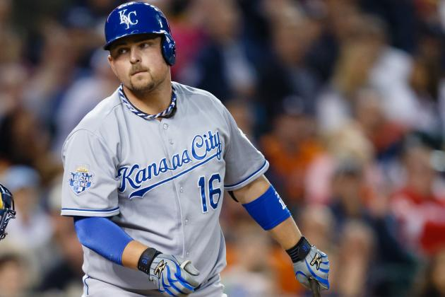 Kansas City Royals Trade Rumors: Could Billy Butler Be Flipped for Pitching?