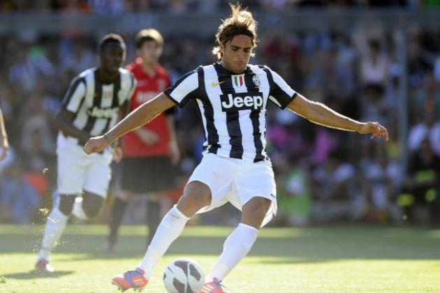 Chelsea Weigh Up Move for Juventus Striker