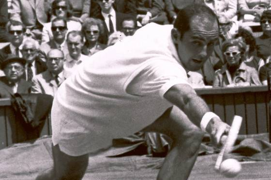 Tennis Hall of Fame Suspends Bob Hewitt