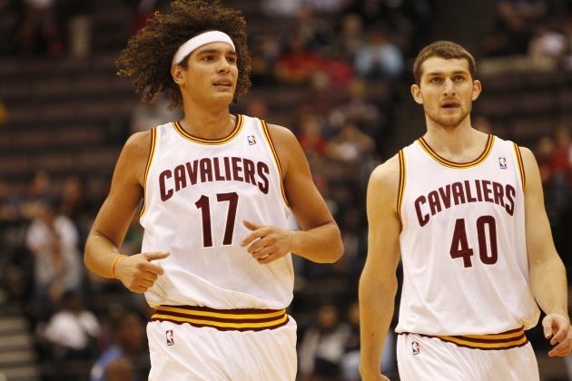 Tyler Zeller to Return for Cleveland Cavaliers on Saturday vs. Mavericks
