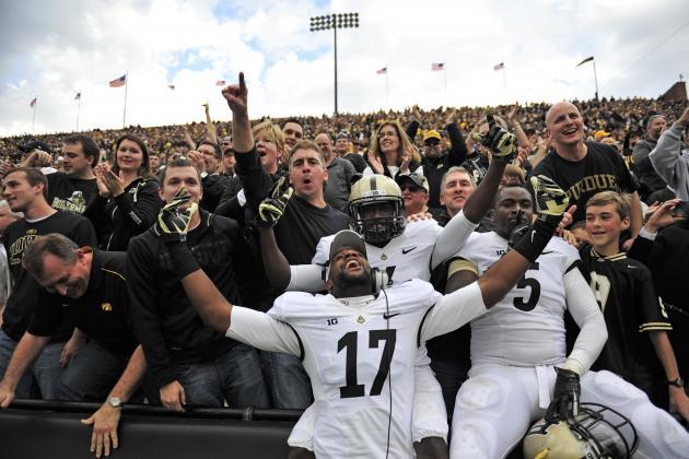 Purdue Optimistic About Bowl Chances