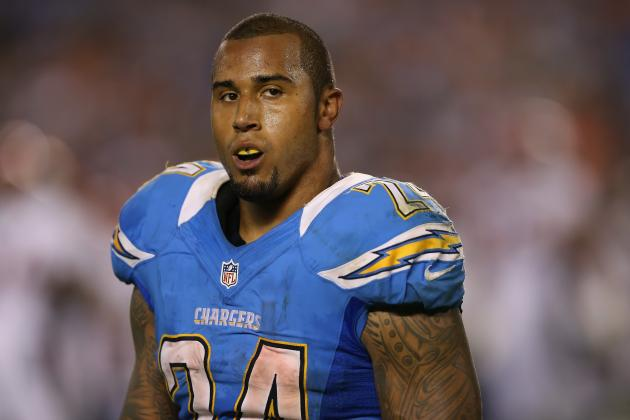 Ryan Mathews: Updates on Chargers Star's Neck