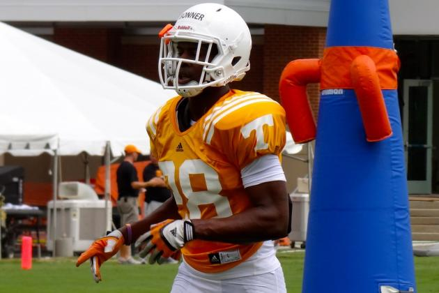 Tennessee Freshman Cornerback Deion Bonner Suspended Indefinitely