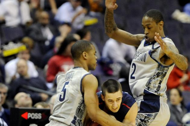 Georgetown Basketball Beats Liberty Without Otto Porter Jr