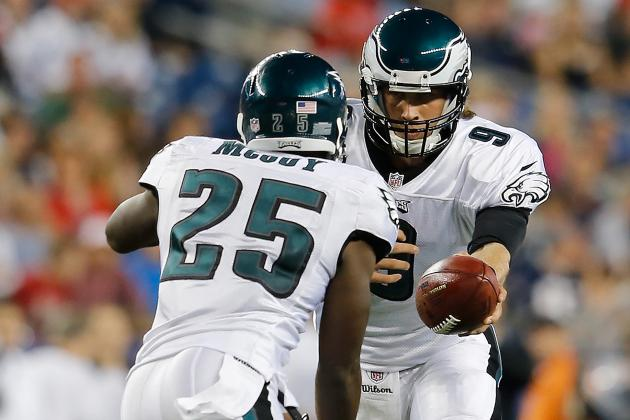 Eagles vs. Redskins: Sketching out a Game Plan for Philadelphia