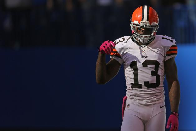 NFL Levies $20K Fine on Browns' WR Josh Gordon for Hit on Ed Reed