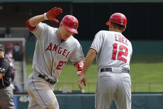 Trout's All-Around Game Makes Him MVP