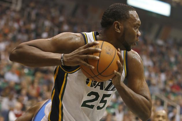 Al Jefferson Disputes Reports Claiming He Wants to Return to Boston