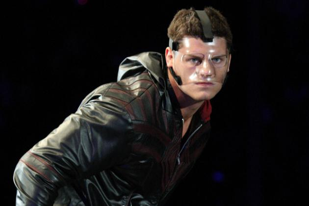 Survivor Series 2012: WWE.com Releases List of Cody Rhodes' Possible Replacement