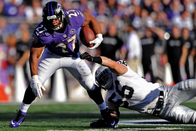 Fantasy Football Week 11: Baltimore Ravens You Should Start and Sit This Week