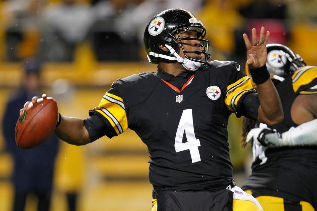 Setting Odds on Steelers Making the Playoffs Without Ben Roethlisberger