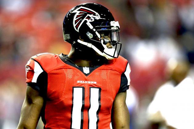 Julio Jones Injury: Updates on Falcons Star's Ankle
