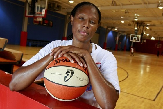 WNBA Star Chamique Holdsclaw Arrested for Allegedly Damaging Ex-Girlfriend's Car