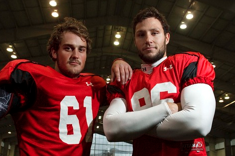 Unlikely Pair Has Utes' Punting Spot-on