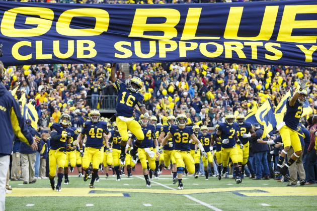 Michigan Football: The Latest Buzz, News and Updates from Wolverines in Week 12