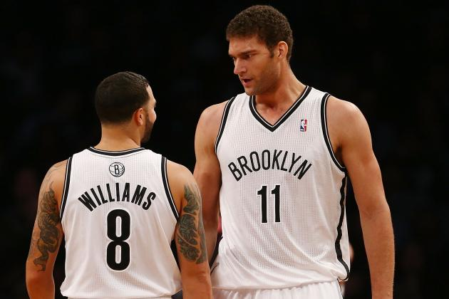Brook Lopez's All-Star Play Proving D-Will Made the Right Decision