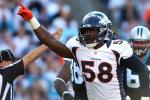 2 Broncos Defenders Hit with Fines