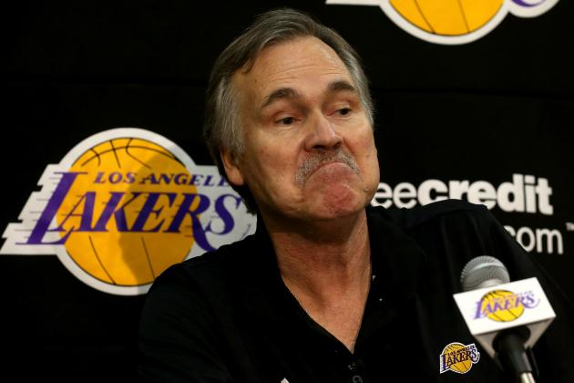 Mike D'Antoni Won't Get a Grace Period from Hungry Lakers Fans