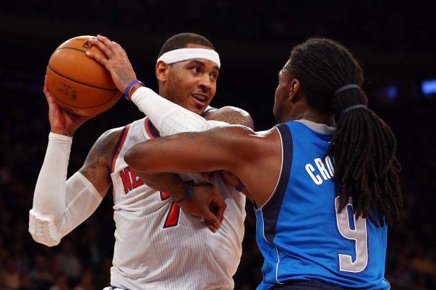New York Knicks vs. San Antonio Spurs: Live Score, Results and Game Highlights