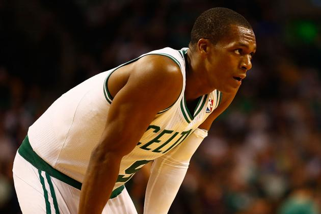 Rondo out Tonight Due to Ankle Injury