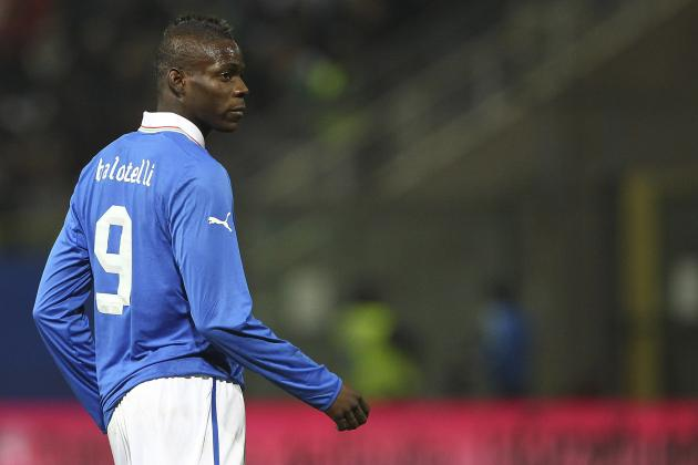 Manchester City Transfer News: Mario Balotelli Isn't Leaving City, Claims Agent