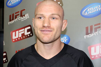 Martin Kampmann Perfectly Willing to Be Chin-Checked at UFC 154