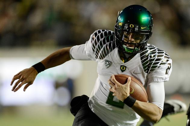 Stanford vs. Oregon: Ducks Will Run Away with Pac-12 Showdown