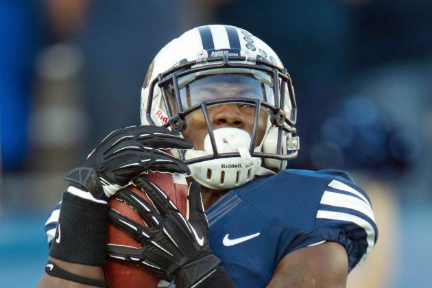 2 Suspended BYU Football Players Charged in Fight