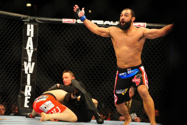 UFC 154: Johny Hendricks 'I Can't Wait to Put My Left Hand Right on His Chin'