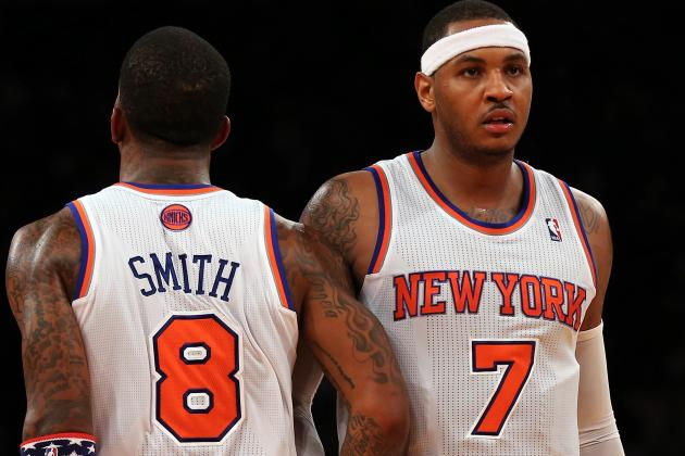 NBA Gamecast: Knicks vs. Spurs