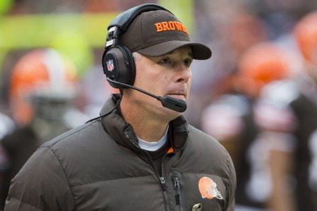 Banner Says Decision on Shurmur, Heckert Will Come After Season
