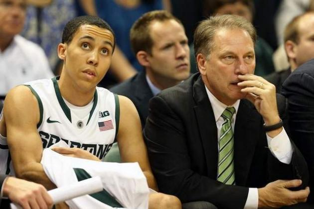 MSU Basketball Notes: Travis Trice to Miss Sunday's Game vs. Texas Southern