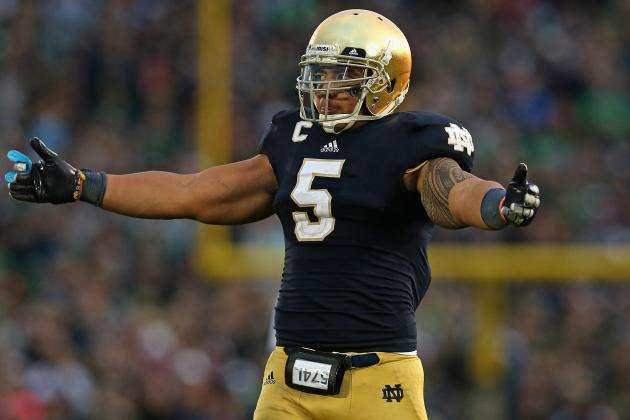 Buying or Selling Manti Te'o as Potential No. 1 Overall Pick in 2013 NFL Draft?