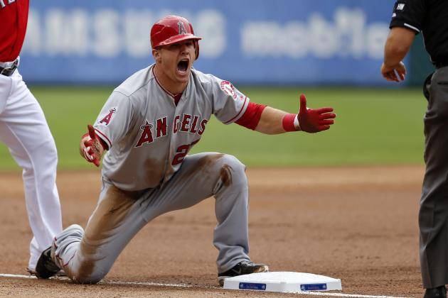 AL MVP Award 2012 Voting Results: Why Mike Trout Got Totally Screwed