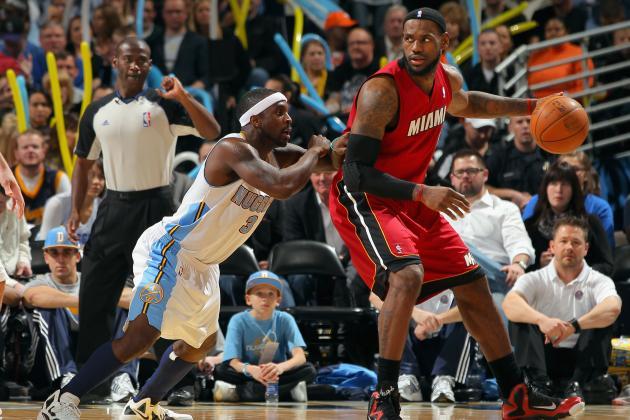 Miami Heat vs. Denver Nuggets: Live Score, Results and Game Highlights
