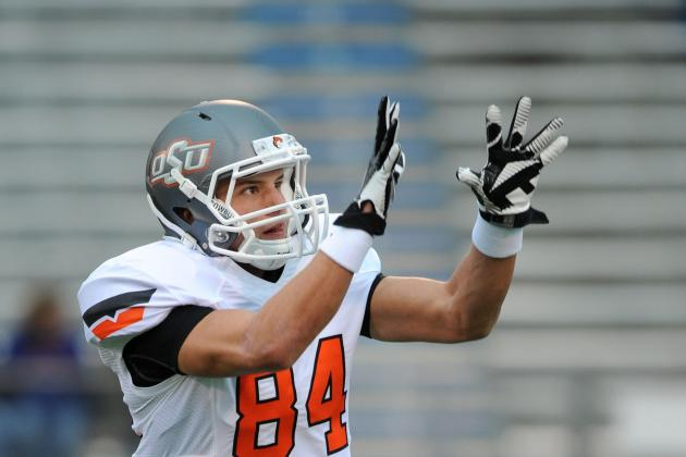 Oklahoma State Football: Austin Hays Making a Big Impact at Wide Receiver