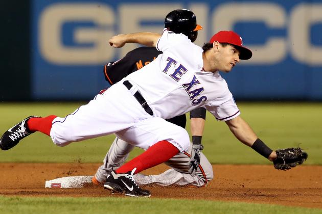 Ian Kinsler Would Change Positions If Asked