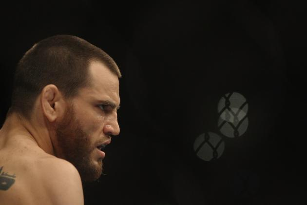 UFC: Jon Fitch vs. Demian Maia Added to UFC 156 on Super Bowl Weekend