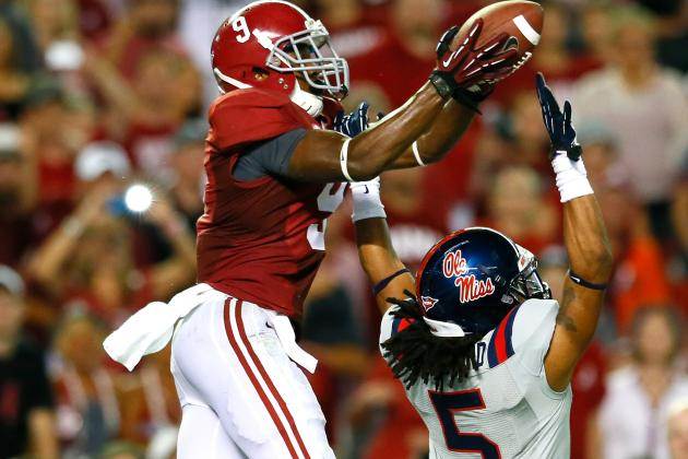 Alabama Football: Comparing Amari Cooper and Julio Jones as Freshmen