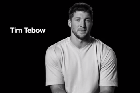 Tebow's Awful New Commercial