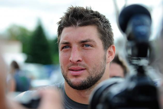 Was Tim Tebow Only Added to Jets as a Publicity Stunt?
