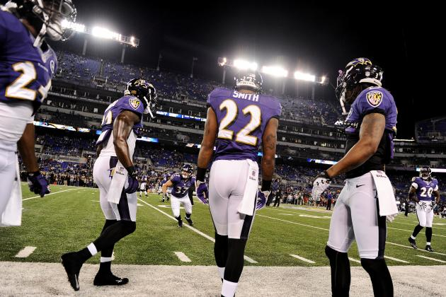 Jimmy Smith: How the Ravens Can Overcome Another Injury to Battered Defense