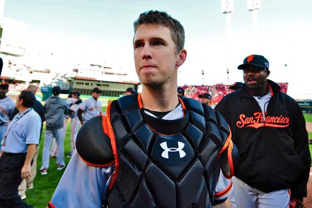 NL MVP Award 2012 Voting Results: Why Buster Posey Is the Definition of an MVP