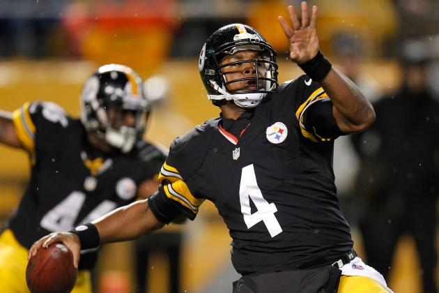 NFL Week 11 Picks: How the Steelers Match Up Against the Ravens Without Big Ben