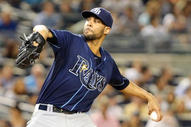David Price Rangers Rumors: How Cy Young Winner Would Impact Texas' Title Hopes