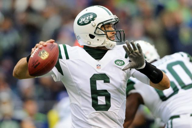 Is Mark Sanchez on His Way out of New York?
